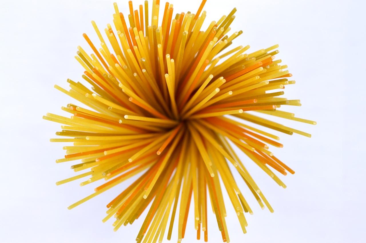 Cuisine : Des aliments italiens dans le monde entier.