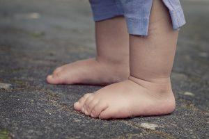 pied de bebe