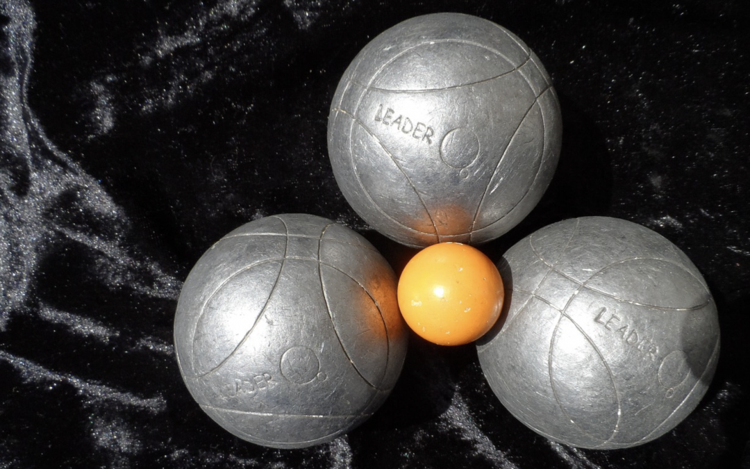 Les différents types de boules de pétanque