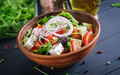 L'incontournable cuisine grecque