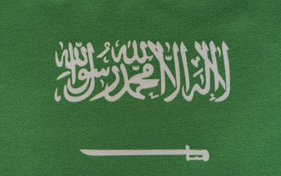 Le drapeau Arabie Saoudite – La grande péninsule
